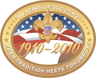 100YearsofScouting