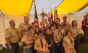Webelos Bridge to Webelos II