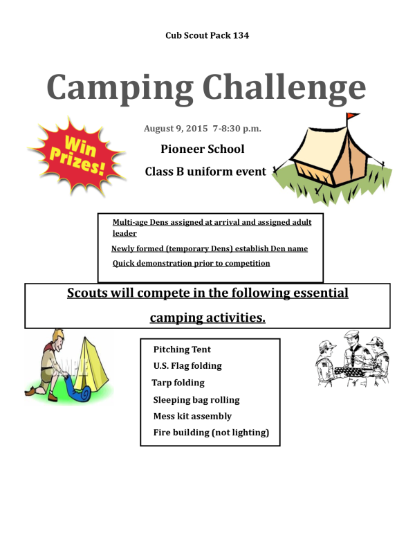 CampingChallenge2015